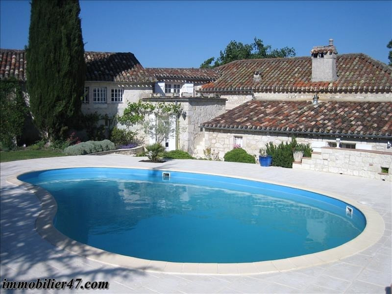 Sale house / villa Foulayronnes 310000€ - Picture 3