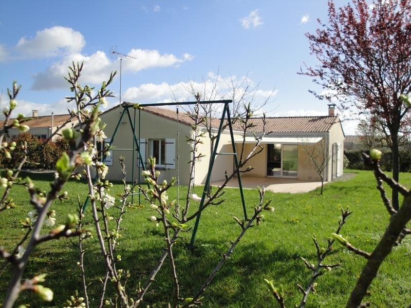 Vente maison / villa Mauze sur le mignon 157500€ - Photo 1