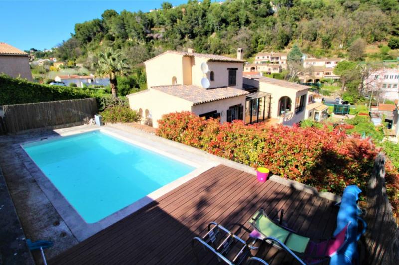 Deluxe sale house / villa Cagnes sur mer 599000€ - Picture 6