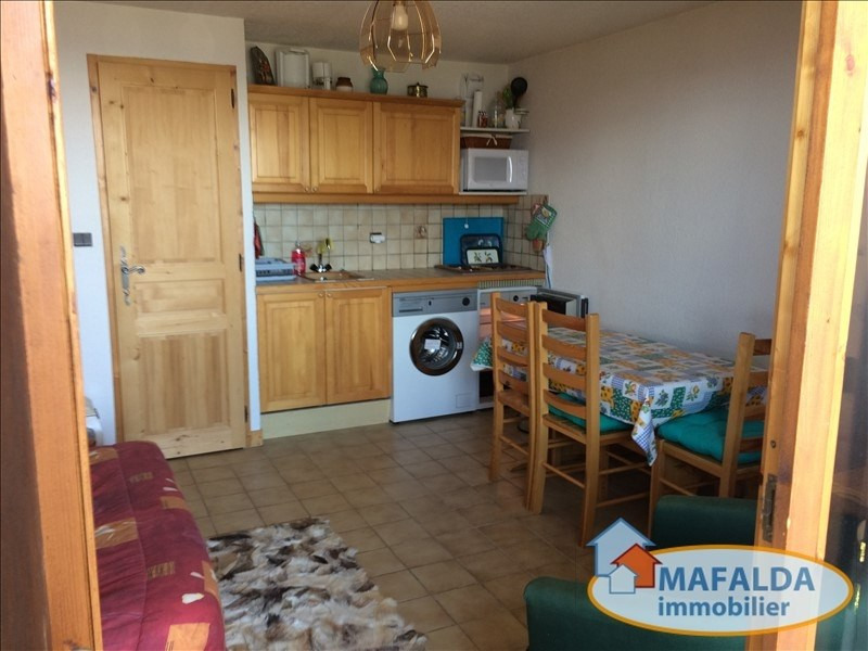 Vente appartement Mont saxonnex 54 500€ - Photo 2