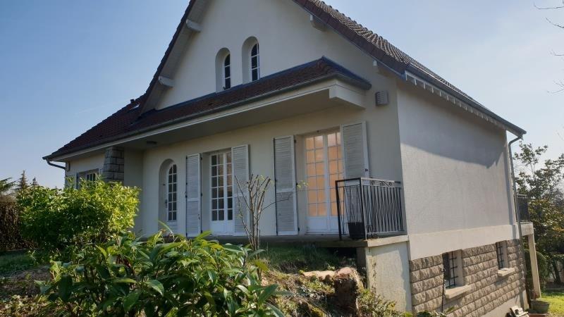 Vente maison / villa Bazemont 430000€ - Photo 7