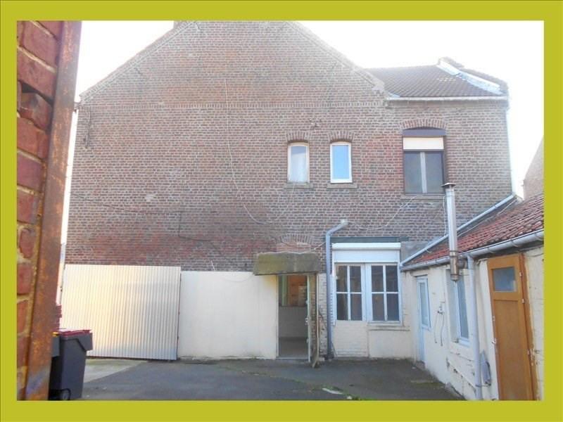 Vente maison / villa Vendin le vieil 107900€ - Photo 1