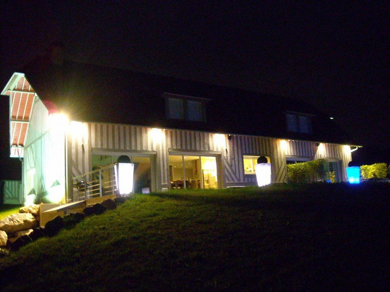 Revenda residencial de prestígio casa Englesqueville en auge 1293200€ - Fotografia 10