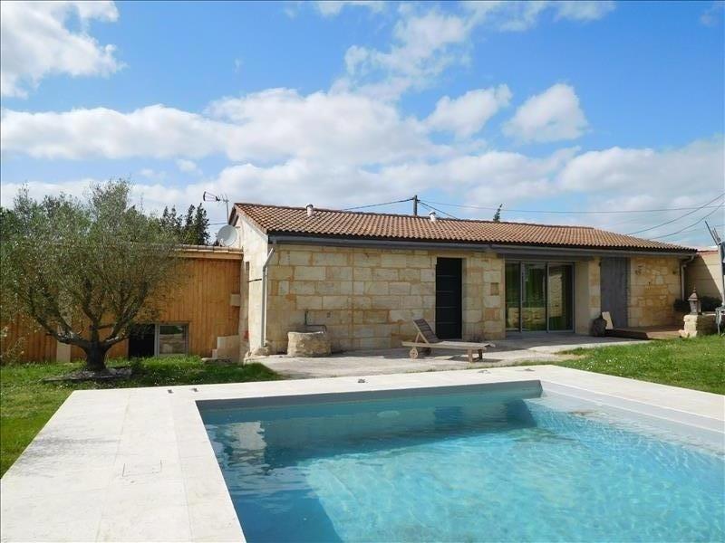 Vente maison / villa St andre de cubzac 296800€ - Photo 1