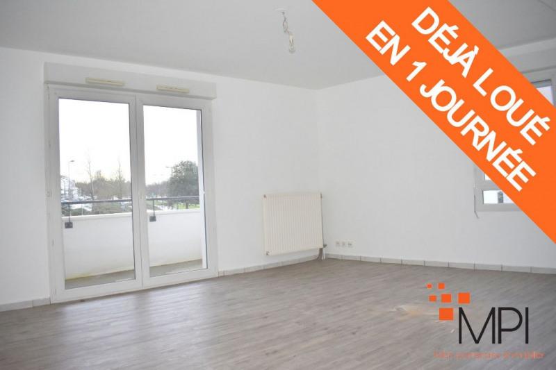 Appartement Le Rheu 4 pièce (s) 73.43 m²