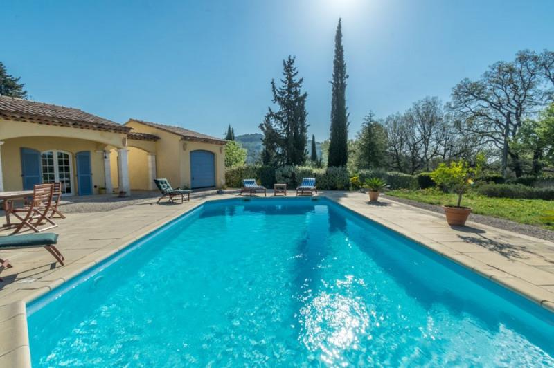 Verkauf von luxusobjekt haus Seillans 478000€ - Fotografie 5