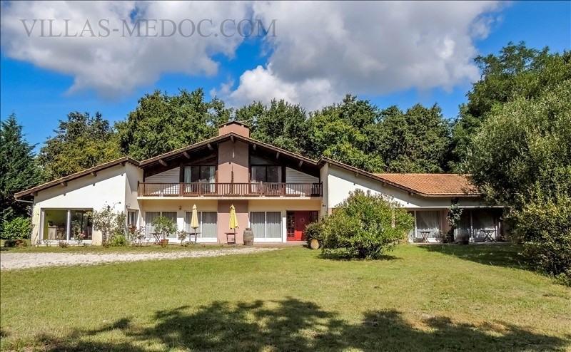 Vente maison / villa Gaillan en medoc 540000€ - Photo 1