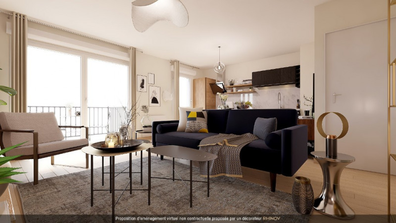 Vente appartement Pont pean 165 600€ - Photo 1
