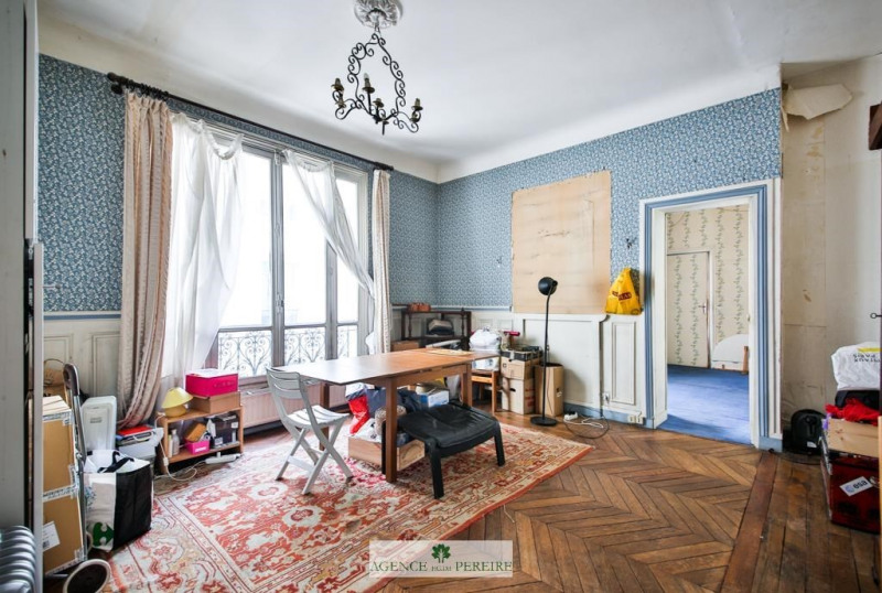 Vente de prestige appartement Paris 17ème 1 380 000€ - Photo 13
