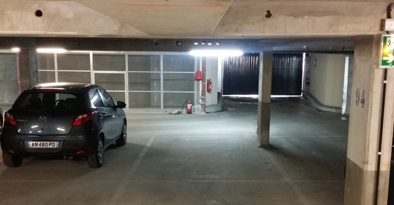 Vente parking Le plessis-trévise 11000€ - Photo 1