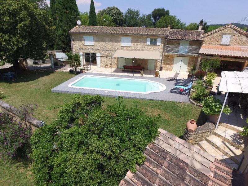 Vente maison / villa Bagnols sur ceze 480000€ - Photo 15