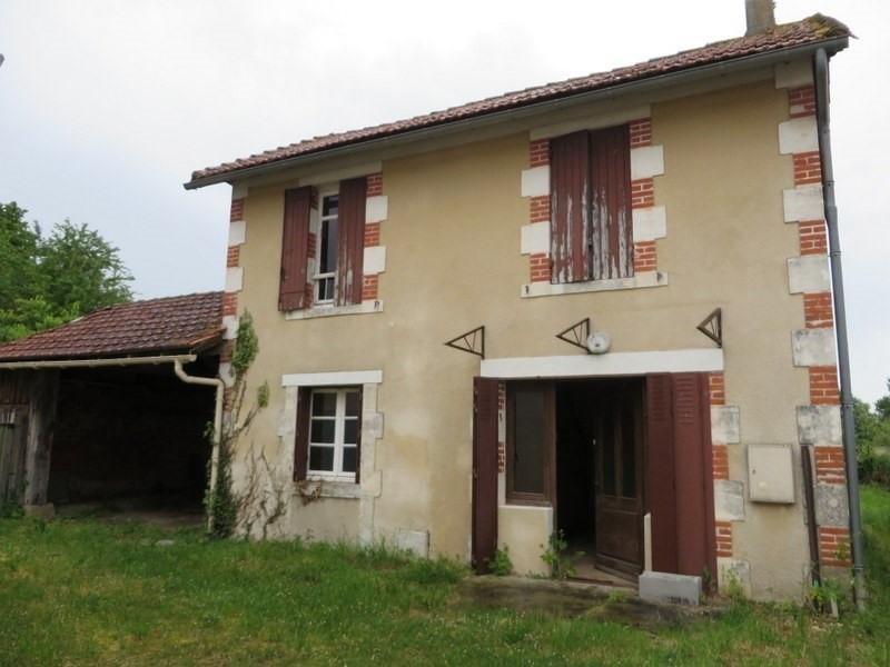 Sale house / villa Echourgnac 39000€ - Picture 1