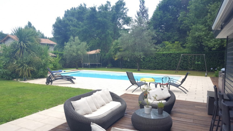 Venta de prestigio  casa Saubion 924000€ - Fotografía 3
