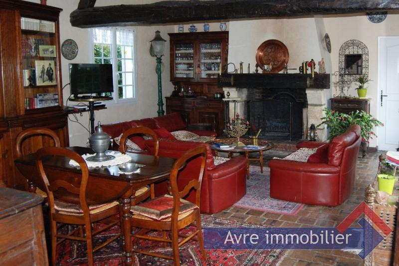 Vente maison / villa Verneuil d'avre et d'iton 211000€ - Photo 1