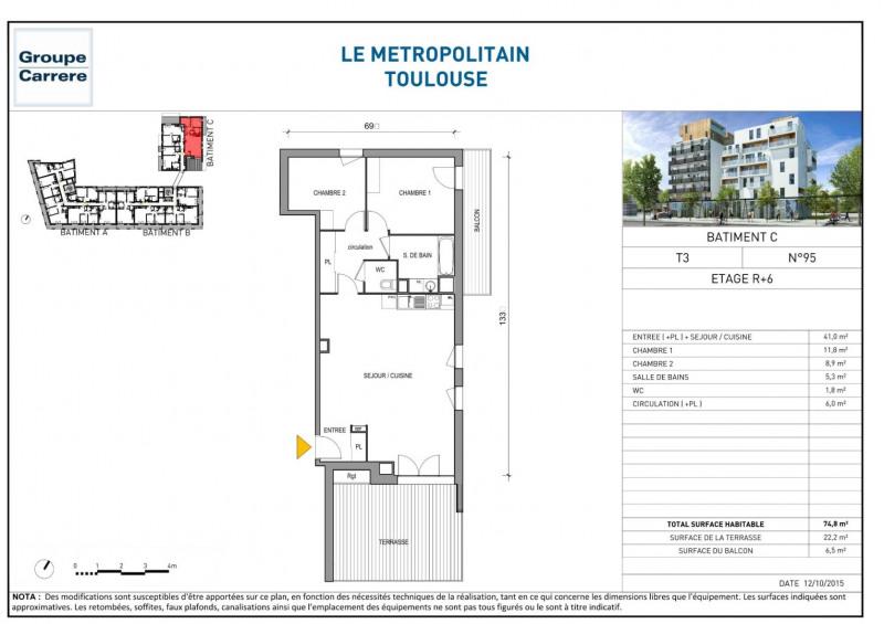 Location appartement Toulouse 884€ CC - Photo 4
