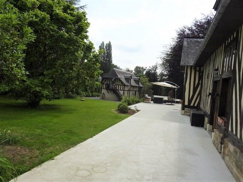 Revenda residencial de prestígio casa Bonneville-sur-touques 650000€ - Fotografia 11