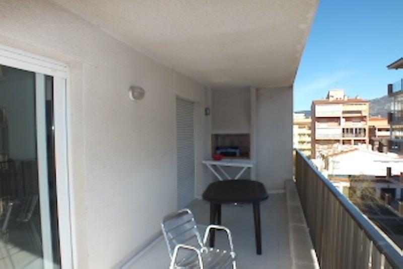 Location vacances appartement Roses santa-margarita 384€ - Photo 11