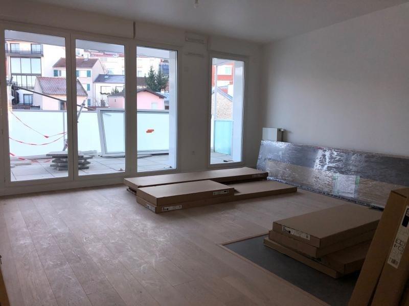 Rental apartment Issy les moulineaux 1795€ CC - Picture 2