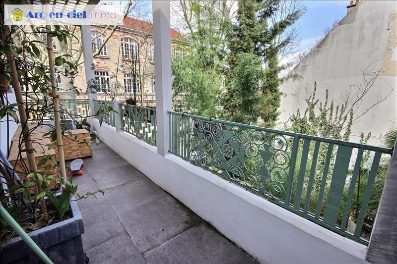 Revenda apartamento Paris 19ème 975000€ - Fotografia 3