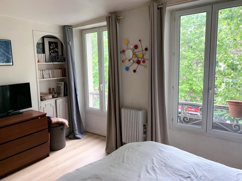 Vente appartement Paris 18ème 278 000€ - Photo 5