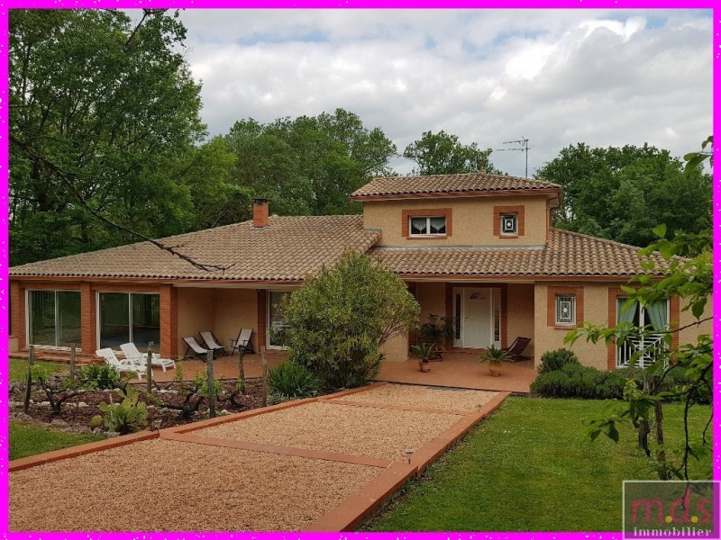 Vente de prestige maison / villa Escalquens 2 pas 570000€ - Photo 1