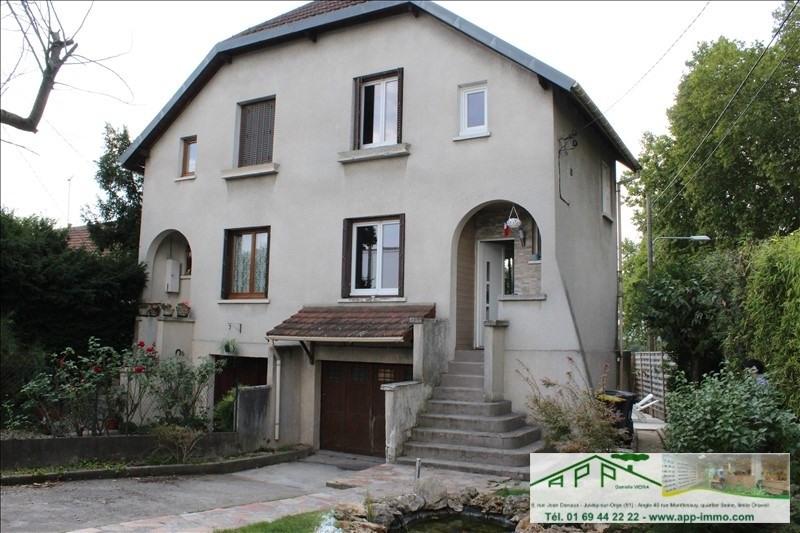 Sale house / villa Draveil 260000€ - Picture 1