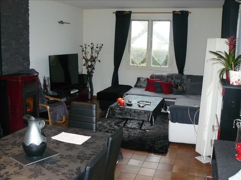 Venta  casa Brienon sur armancon 126000€ - Fotografía 5