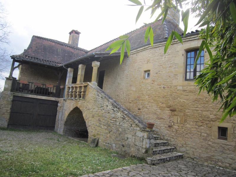 Sale house / villa Salles-de-belves 253590€ - Picture 2