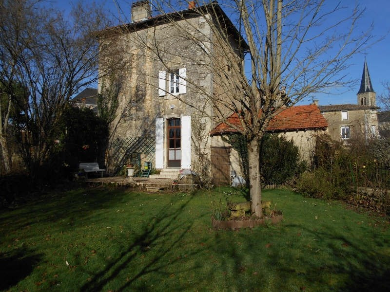 Vente maison / villa Cherveux 141 000€ - Photo 9