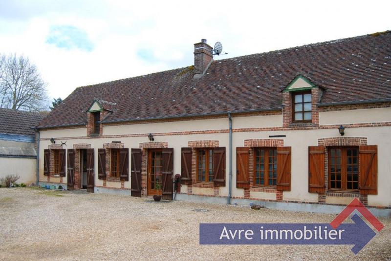 Vente maison / villa Verneuil d avre et d iton 150000€ - Photo 1