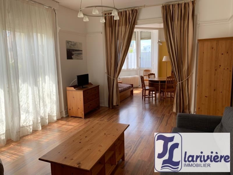 Rental apartment Wimereux 565€ CC - Picture 1