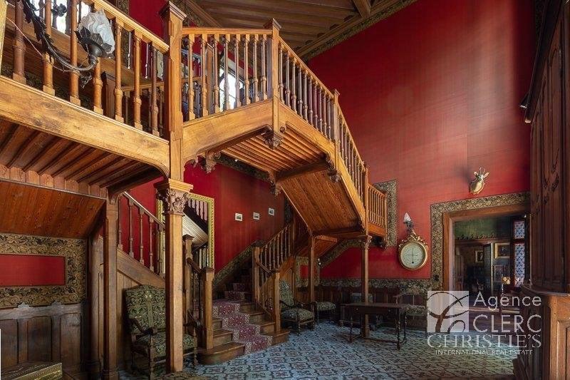 Vente de prestige château Saint-pierre-d'albigny 4250000€ - Photo 7