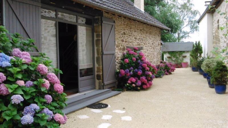 Sale house / villa Dampniat 290000€ - Picture 1