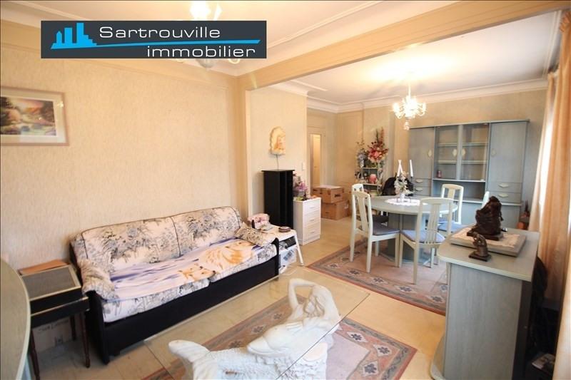 Venta  apartamento Sartrouville 168000€ - Fotografía 1