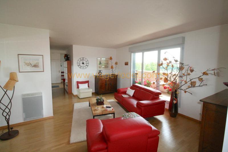 Viager appartement Carrières-sous-poissy 87500€ - Photo 2