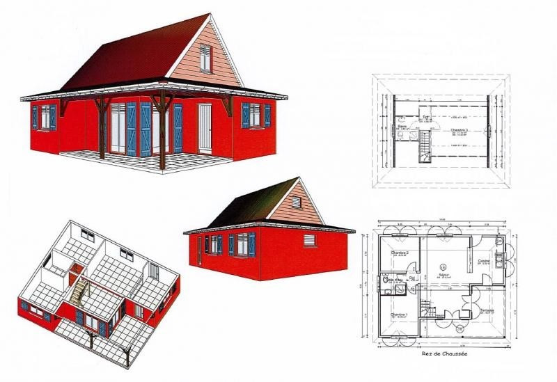 Sale house / villa Ducos 239000€ - Picture 3