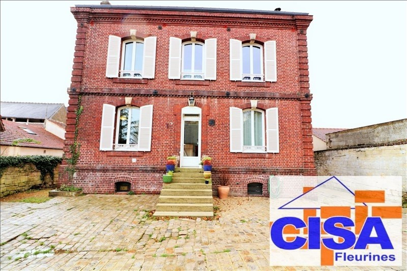 Vente maison / villa Senlis 468 000€ - Photo 1