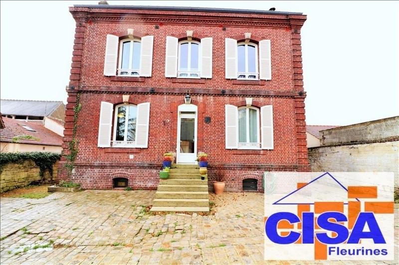 Sale house / villa Fleurines 448000€ - Picture 1