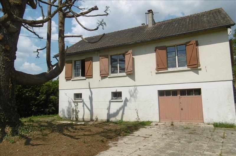 Verkoop  huis Nogent le roi 155000€ - Foto 1