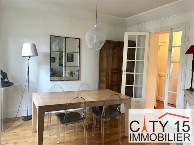 Sale apartment Paris 15ème 880 000€ - Picture 3