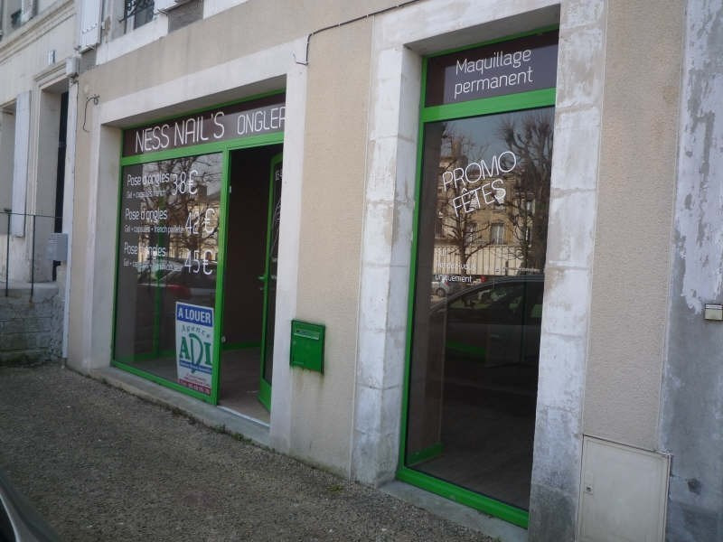 Location local commercial St maixent l ecole 323€ CC - Photo 1