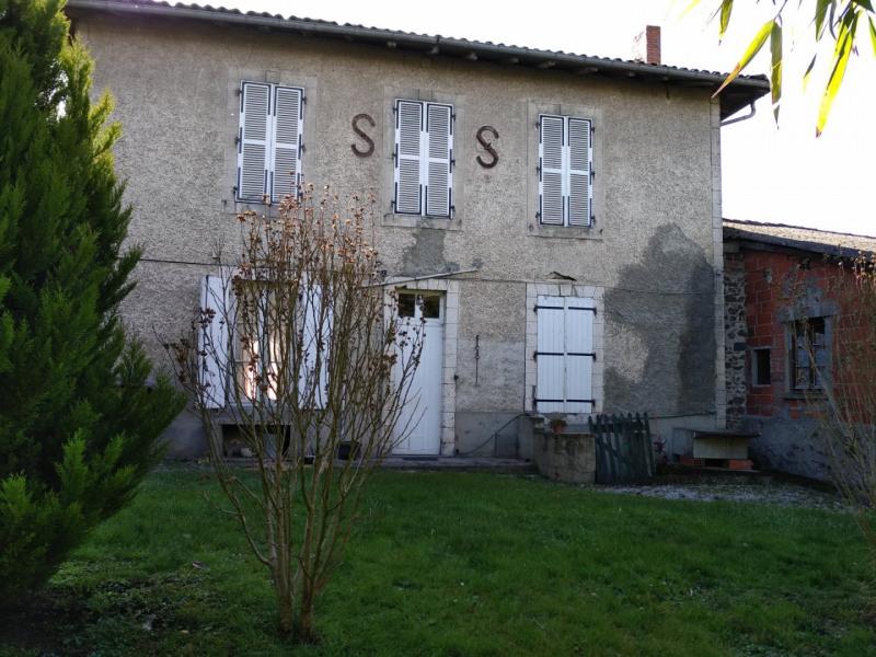 Sale house / villa Saillat sur vienne 59000€ - Picture 1