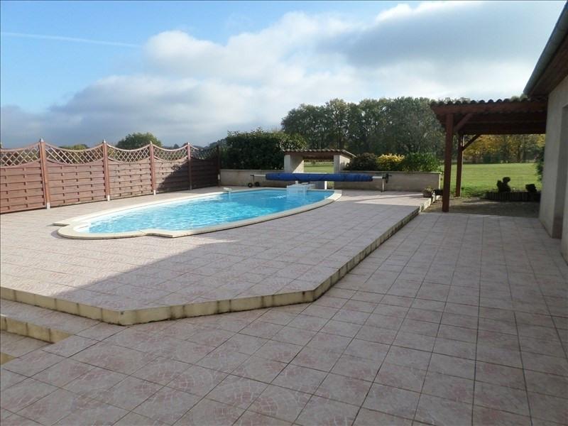 Vente maison / villa Dienne 286000€ - Photo 4