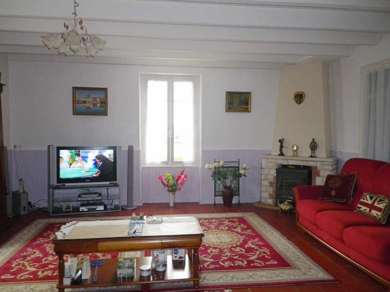 Vente maison / villa Chauvigny 191000€ - Photo 4