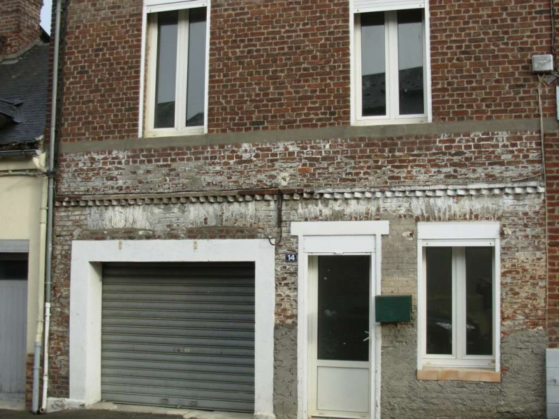 Location maison / villa Origny sainte benoite 540€ CC - Photo 7