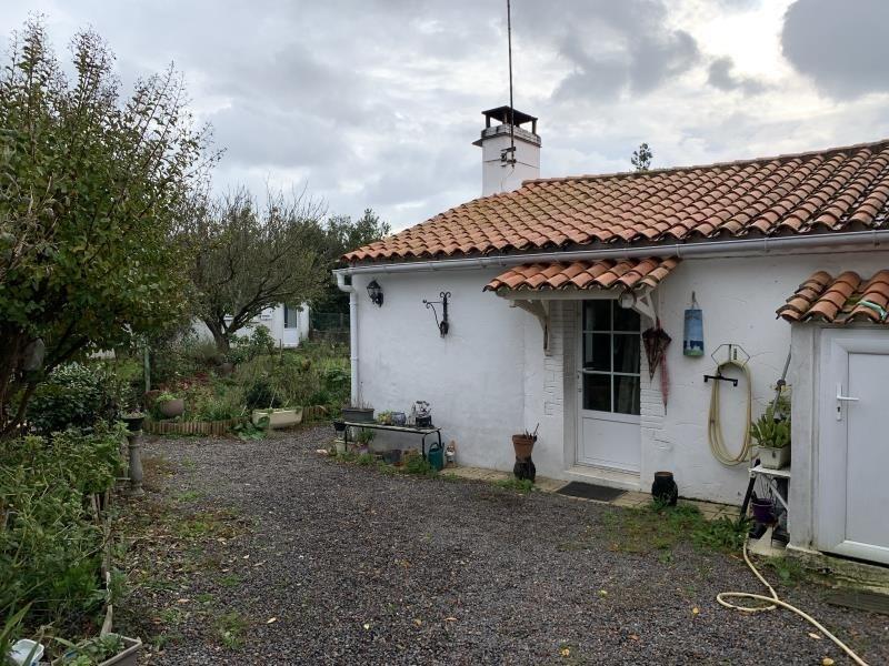 Vente maison / villa St vincent sur jard 124800€ - Photo 1
