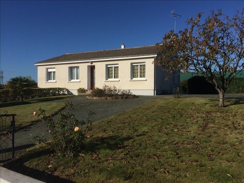 Vente maison / villa Dompierre sur yon 161000€ - Photo 1