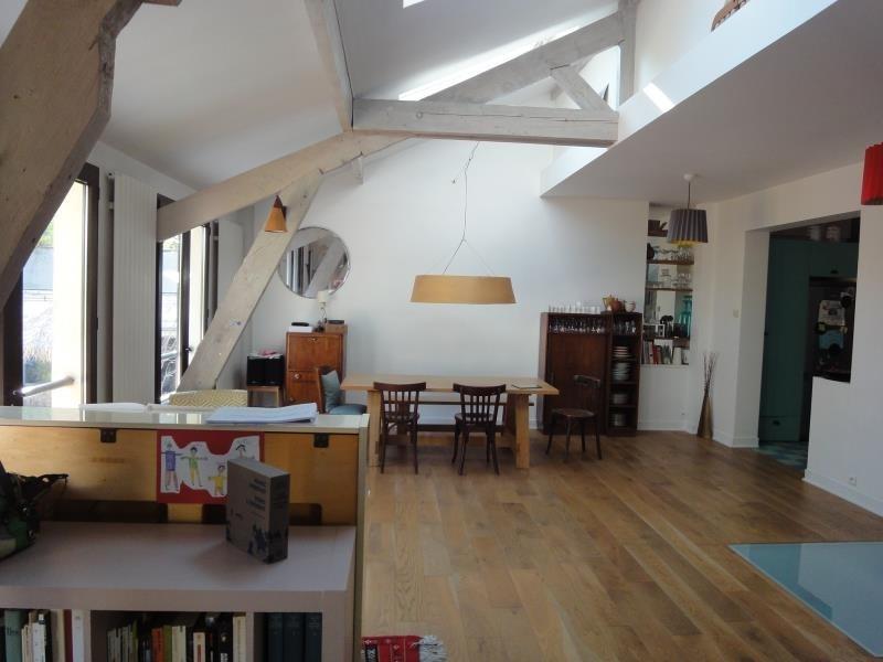 Vente de prestige appartement Paris 19ème 1180000€ - Photo 1