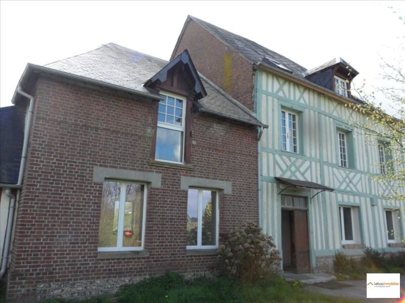 Vente maison / villa Yvetot 190800€ - Photo 1