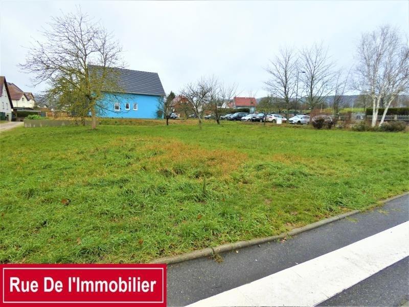Vente terrain Monswiller 129000€ - Photo 2